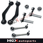 8pc Rear Control Arms Integral Link Ball Joint for 2000-2005 2006 BMW X5 E53