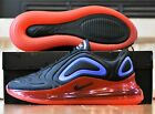 Nike Air Max 720 New Mens Black Red Blue Airmax Running Shoes AO2924 014