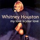 My Love Is Your Love by Whitney Houston (CD, 1998, Arista)