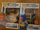 Sdcc 2013 Domo Superman & Batman funko pop set, only 1008 made. DISCONTINUED