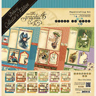Deluxe Collectors Edition Place In Time Collection Scrapbooking Kit Graphic 45