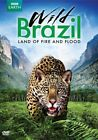 Wild Brazil Land of Fire and Flood DVD