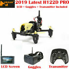 Hubsan H122D Pro X4 FPV STORM Micro Racing Drone Quadcopter 720P+Goggles+ LCD US