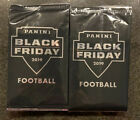 8x Pack Lot Of 2019 Panini Black Friday Football 1 Thick Pack 7 Thin Packs