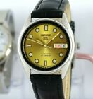 Vintage SEIKO 5 AUTOMATIC MEN'S WATCH. JAPAN MADE, DAY/DATE, STAINLESS CASE