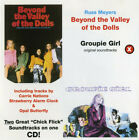 Beyond The Valley Of The Dolls / Groupie Girl (1997) Screen Gold soundtracks NEW