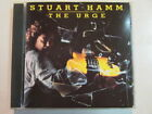 STUART HAMM THE URGE CD RELATIVITY 88561-1052-2 EX-JOE SATRIANI BASSIST VG+ OOP