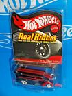 Hot Wheels Red Line Club Exclusive Real Riders Series 14 Drag Dairy Black
