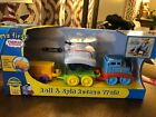 MY FIRST THOMAS & FRIENDS ROLL & SPIN RESCUE TRAIN. NEW