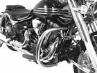 Yamaha XV 1900 Midnight Star Engine guard Chrome BY HEPCO AND BECKER