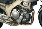 Yamaha TDM 900 / A Bj. 2002-2013 Engine Guard Black BY HEPCO AND BECKER