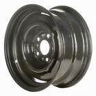 00950 Refinished Buick LeSabre 1985 1985 15 inch Black Steel Wheel Rim