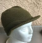World War Two Korea US Military Issue Cold Weather Beanie Size Small