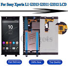 For Sony Xperia L1 LCD Display Digitizer Touch Screen Assembly G3313 G3312 G3311