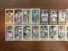 Full 2016 Topps Gypsy Queen Baseball Variations Checklist & Gallery 223