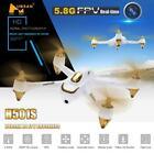 Hubsan H501S S PRO X4 FPV Drone 58G 1080P Quadcopter W Brushless GPS RTH BNF