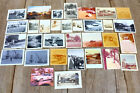 Vintage Lot Photos Prints ESTATE CARS Automobiles Women Men America Old YK