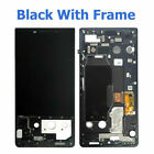 Original LCD Display Touch Screen Digitizer Frame For Blackberry KEY2 Two BBF100