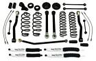 Tuff Country 44000KN Lift Kit w Shock Fits 07 18 Wrangler JK