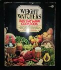 Weight Watchers 365 Day Menu Cookbook by Inc Staff Weight Watchers