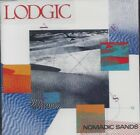 Nomadic Sands by LODGIC (CD/SEALED - YesterRock 2011) pure AOR-MELODIC ROCK