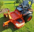 2017 Kubota Z726x 60in Inch Zero Turn Mower Kawasaki Engine Parker Pumps Nice!!!