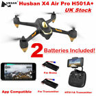 Hubsan X4 H501A+ PRO FPV Drone Wifi APP 1080P Quadcopter W Brushless +2Battery