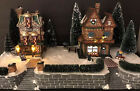 Christmas Village Display Base Platform For Dept 56 Snow Village Dickens Lemax