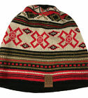 Games Aspen Winter Knit Beanie Hat Cap Adult Size Winter Warm red