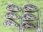 Ping G15  5 PW Irons BLUE Dot AWT Steel STIFF