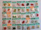 Jolees By You Scrapbooking Stickers Embellishments Lot 40 Packs Flowers Leaves
