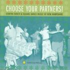 Choose Your Partners-Contra - Choos (CD Used Very Good) Anderson/Desrosiers/Hdcd