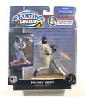 Starting LineUp 2 Sammy Sosa Chicago Cubs Action Figure 2001
