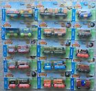 lot of 15 Thomas & Friends Wooden trains singles & doubles! Packaged, Perfect!
