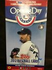 Factory Sealed Blaster Box - 2012 Topps Opening Day Baseball Cards