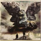 LIONVILLE - WORLD OF FOOLS used cd, Frontiers Records 2017