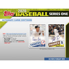 2020 TOPPS SERIES 1 FACTORY SEALED HOBBY BOX PRESALE RELEASES FEBRUARY 5TH