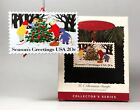 1994 Hallmark Christmas Ornament U.S. Christmas Stamp QX5206