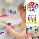 36Pcs Bath Learn Letters  Numbers Baby EVA Floating Stick Toy Water Bathroom