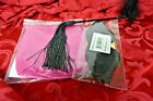 Pure Romance LOT of 3 Accesories NEW TOY TOTE BLACK BLINDFOLD and TICKLE