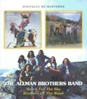 ALLMAN BROTHERS: REACH FOR THE SKY / BROTHERS OF THE ROAD (CD.)