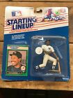 dave winfield 1989 starting lineup action figure collectible ny yankees w/card