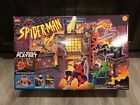 1994 Spider Man Animated Series Daily Bugle Playset Factory Sealed Box
