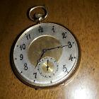 E. Howard 14kt solid yellow GOLD 1915 POCKET WATCH excellent condition
