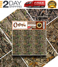 NEW Vinyl Camo Self Adhesive Assorted Sheets 6+1 PACK BEST Camoflage For Cricut