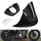 Motor Front Chin Spoiler Air Dam Fairing For Harley Dyna Super Glide Custom FXDC