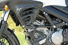 Black Accessory Bar Suzuki V-Strom 650 ABS AN650 2012-2016 OEM 990D0-11J00-032