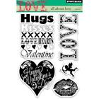 Penny Black Clear Stamp Set All About Love PB30391