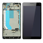 For Microsoft Lumia 950XL OEM LCD Display Touch Screen Digitizer Assembly Frame