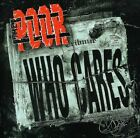 Poor - Who Cares (CD Used Very Good)